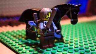 LEGO: Witcher 3 Teaser