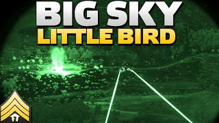 Big Sky, Little Bird - Arma 3 Close Air Support