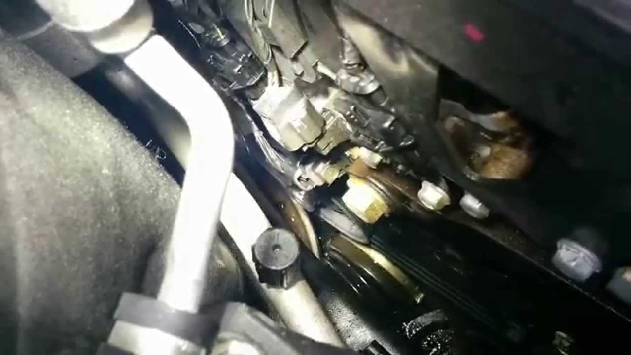Chevy Malibu Ltz 08 Coolant Leak Youtube Gm Engine Diagram