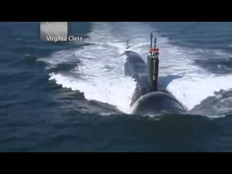 Aoard USS Rhode Island (SSBN-740) Navy Submarine Force  Silent Service   RECON  The Pentagon Channel