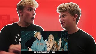ASKING JAKE PAUL WHAT HE REALLY THINKS OF THE SECOND VERSE (LEAKED)