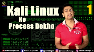 Kali Linux Hacking Basics / How to Monitor Processes in Kali Linux