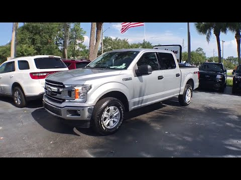 2019 Ford F-150 Gainesville, Ocala, Lake City, Jacksonville, St Augustine, FL 9060