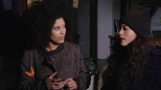 Ibeyi on working with Richard Russell
