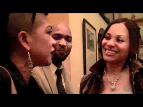 Bernadette Manansala, Jaqueline Fleming, Dermar Moses New Years 2011