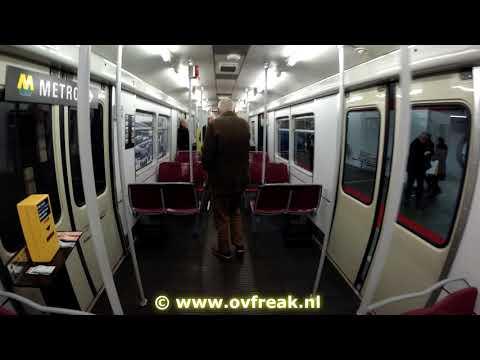 50 jaar metro in Rotterdam 9-2-2018