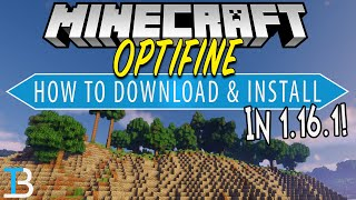 How To Download & Install Optifine in Minecraft 1.16.1