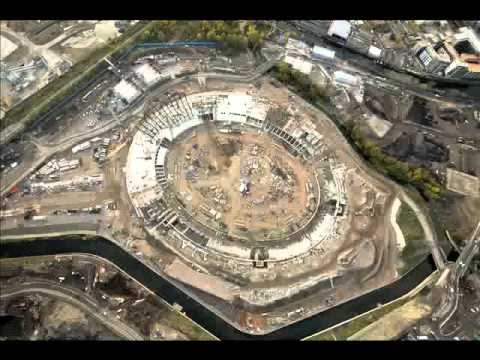 Awesome Projects - The Olympic Stadium by Populous Company (London 2012)
