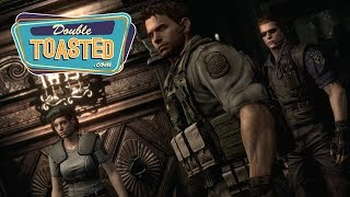 RESIDENT EVIL HD REMASTER PLAYTHROUGH - Double Toasted Highlight