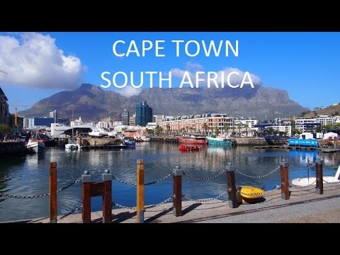 Cape Town Part 1-Travel Day, Food, Table Mountain, Stellenbosch