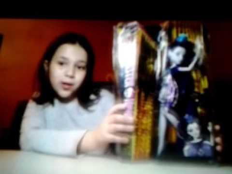 """Обзор на куклу Монстер Хай Эль Иди """"BOO YORK"""" Elle Edee Monster high"""