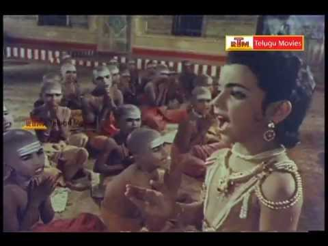 Bhaktha Prahlada Telugu Movie Songs - Om Namo Narayanaya - Roja Ramani