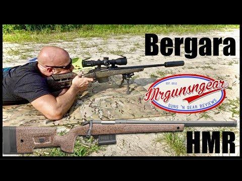 Bergara HMR B-14 Precision Rifle Review