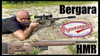 Bergara HMR B-14 Precision Rifle Review: Remington 700 Killer?
