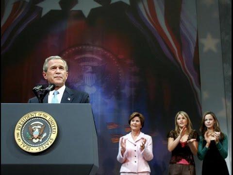 George W. Bush 2004 Victory Speech