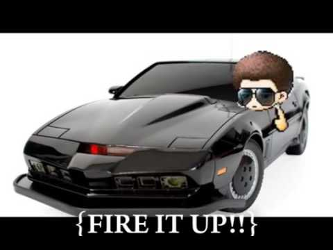 MMV  Fire it up! (Knight rider remix by busta rhymes).mp4