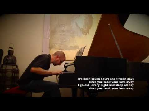 Sinéad O'Connor - Nothing compares 2 U (Prince) - Piano cover (lyrics on screen)