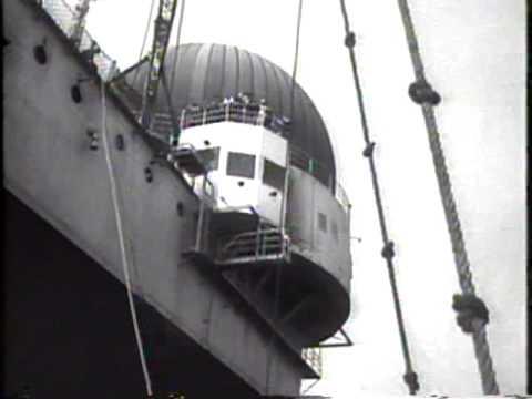 Sea Sentinel Navy Demonstrates Offshore Radar 1956 Newsreel