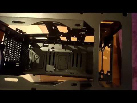 Корпус QUBE Mirror Black (QBM97_FCNU3)
