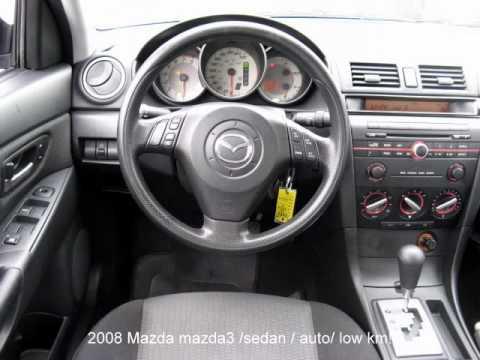 Amazing 2008 Mazda Mazda3 Sedan