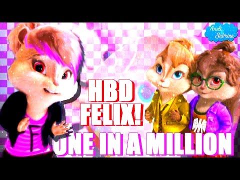 Sabrina & Areli -  One In A Million [Collab W/ Sabrina Miller](Happy Birthday Felix!!]