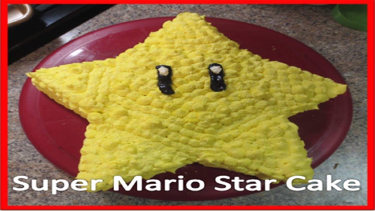 Star Shaped Cake Ideas