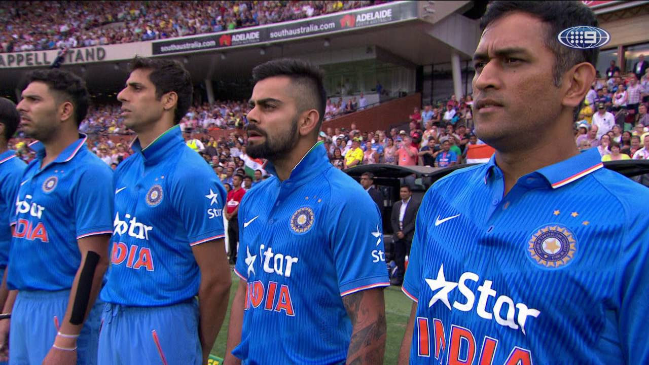 Download Fahad Farooque - Adelaide Oval Australia Day T20 Indian Anthem Ceremony - 2015