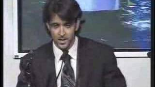 Filmfare 2007 Best actor Hrithik roshan