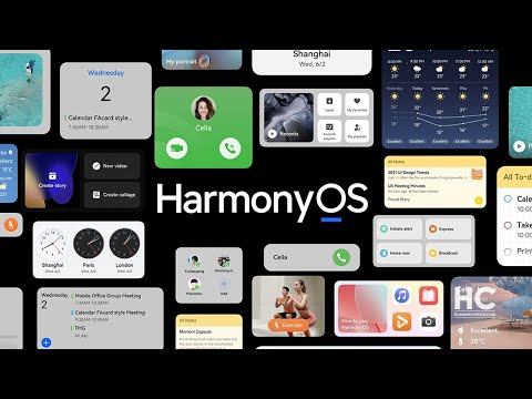 HarmonyOS All Features: Control Panel, Super Device, Task Center, Services, Gestures, and more