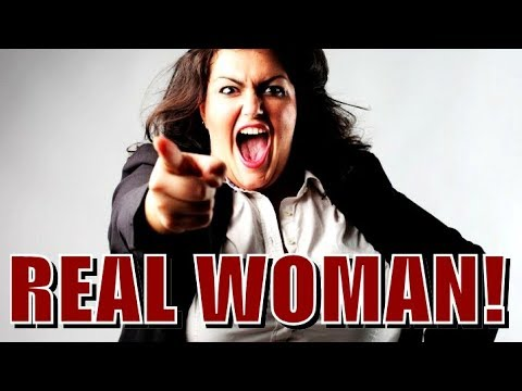 You CAN'T Handle A REAL WOMAN! ( Red Pill ) from YouTube · Duration:  19 minutes 1 seconds