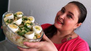 Batatinhas  com Ovos – Você Nunca Comeu Nada Igual
