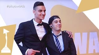 PLAY AWARDS - completo #1