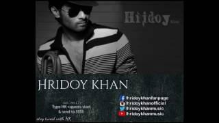 hridoy khan new song 2016 full hd