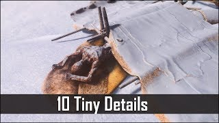 Skyrim: Yet Another 10 Tiny Details That You May Still Have Missed in The Elder Scrolls 5 (Part 13)
