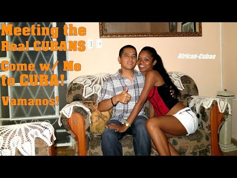 Travel to CUBA and Meet the Real CUBANS. Talk to the Local Cubans and Learn from Them. Part 1 of 3