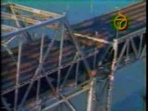 Oakland bay Bridge Collapse, Great Quake of 89