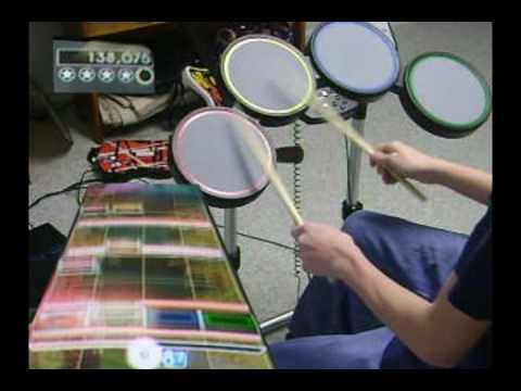 Rock Band - Detroit Rock City Drums FC 100% Expert