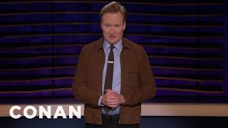 Conan Knows Why Trump Is Losing Twitter Followers - CONAN on TBS
