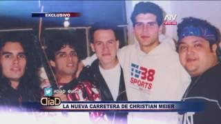 Christian Meier cómo nunca antes  lo habías visto