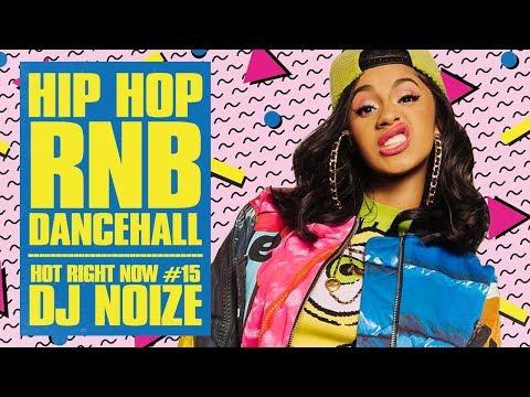 🔥 Hot Right Now #15 |Urban Club Mix January 2018 | New Hip Hop R&B Rap Dancehall Songs |DJ Noize