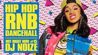 🔥 Hot Right Now #15 | Urban Club Mix January 2018 | New Hip Hop R&B Rap Dancehall Songs | DJ Noize 2017 Video
