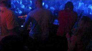 Sidney Samson live at Pacha Ibiza with David Guetta, Will.i.am and Afrojack