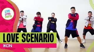 Gambar cover Love Scenario by Ikon | Live Love Party™ | Zumba® | Dance Fitness | Choreography by Mark and Che