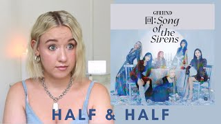 Baixar HALF & HALF! GFRIEND (여자친구) SONG OF THE SIRENS ALBUM FIRST LISTEN & REACTION!