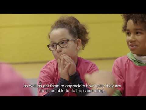 Vidéo EFUS - Prix européen pour l'intégration sociale par le sport