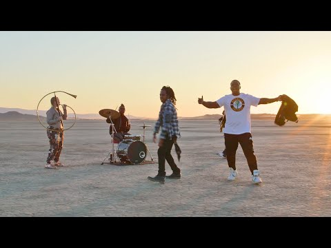 Will to Survive ft. Vic Mensa - The Urban Renewal Project [Official Music Video]