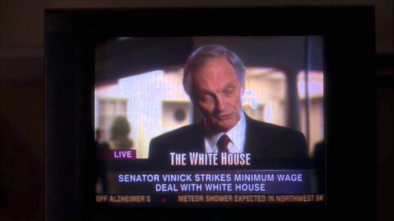 A Definitive Ranking of Every Character on 'The West Wing