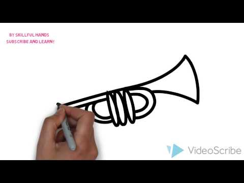 Как нарисовать трубу