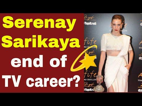 Does Serenay Sarikaya Leave Turkish TV Series?