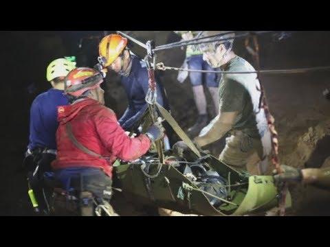 Thai cave rescue: